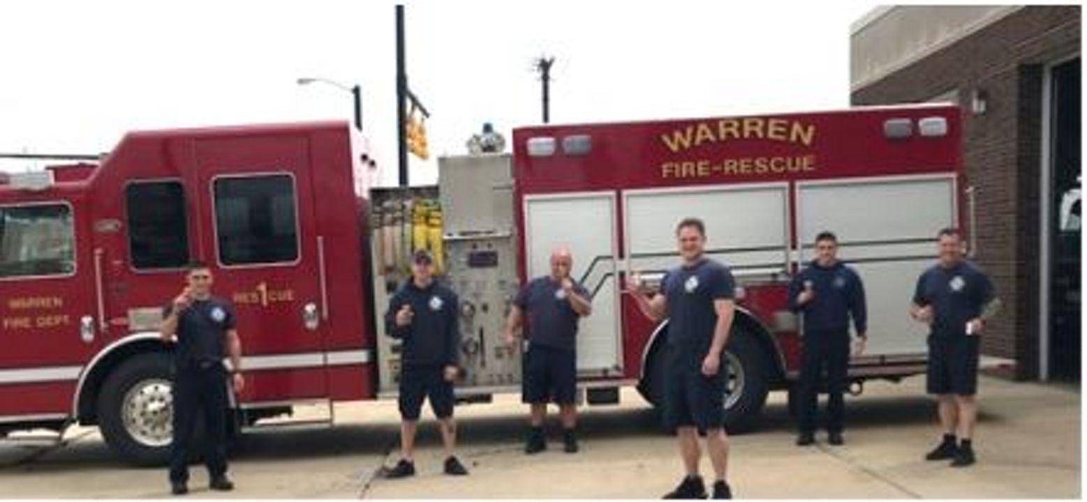 Fueling the City of Warren Fire & Rescue