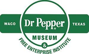 Dr Pepper Museum partners Logo