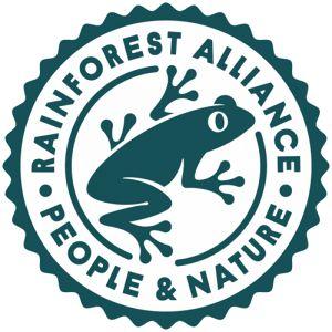 Rainforest Alliance partners Logo