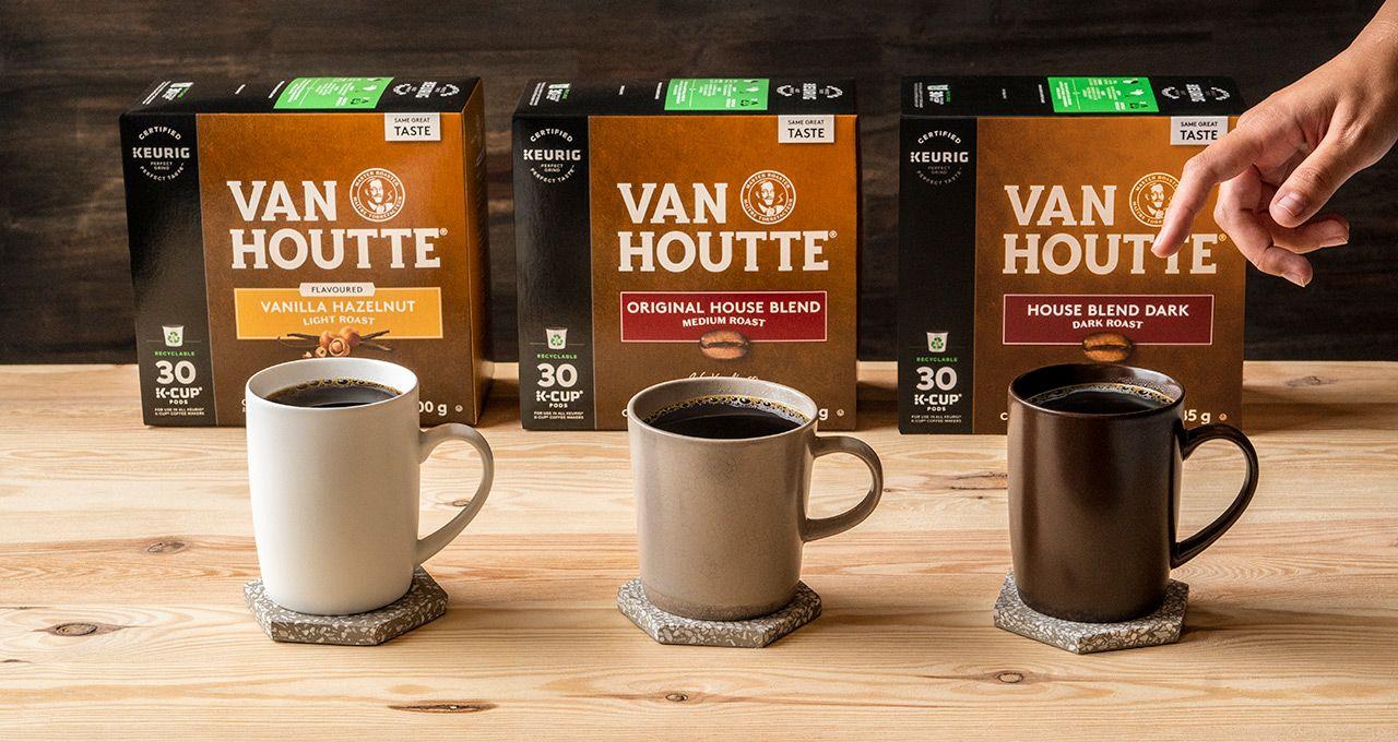 Van Houtte French Vanilla Coffee Keurig K Cups Nutrition Best