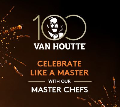 4 Master Chefs Celebrating Van Houtte®'s 100th Anniversary