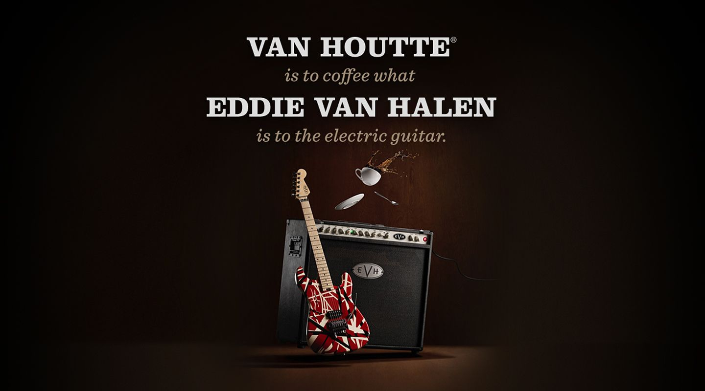 The Vans Eddie Van Halen Master Of Electric Guitar Van Houtte