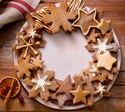 The Best Gingerbread Cookie Recipe with Coffee