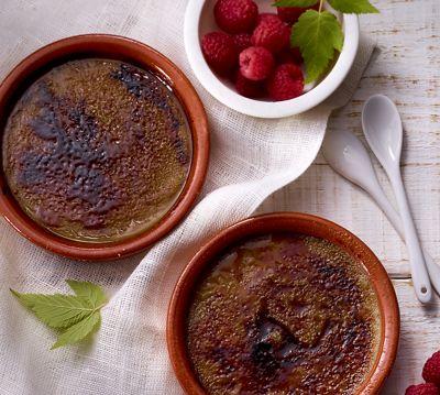 French Vanilla Crème Brûlée