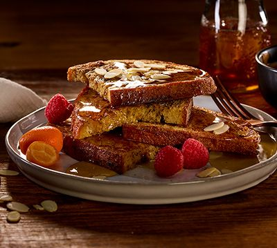 OH-SO-EASY COFFEE  FRENCH TOAST RECIPE