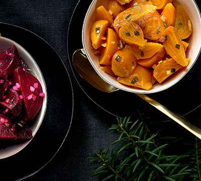 MARINATED BEETS